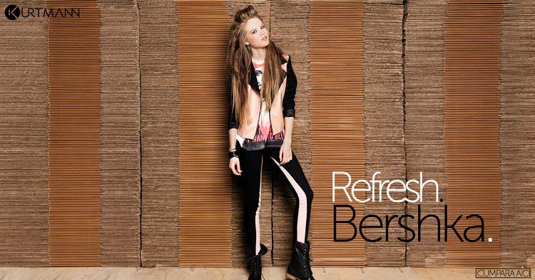 Kurtmann refresh Bershka