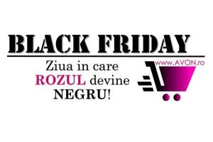 15 zile de reduceri de Black Friday 2014 la Avon