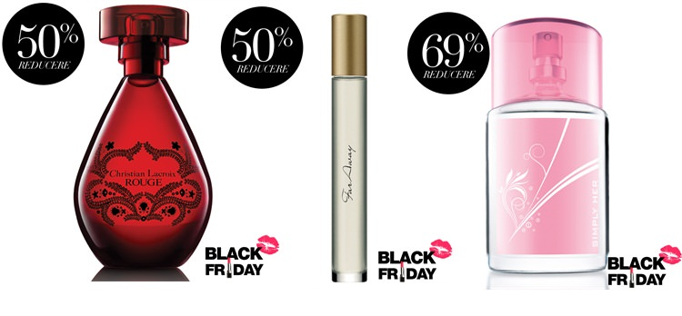 Parfumuri Black Friday 2014 la Avon