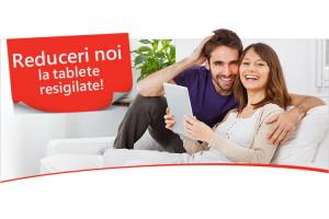 Noi reduceri eMAG la tablete resigilate disponibile acum