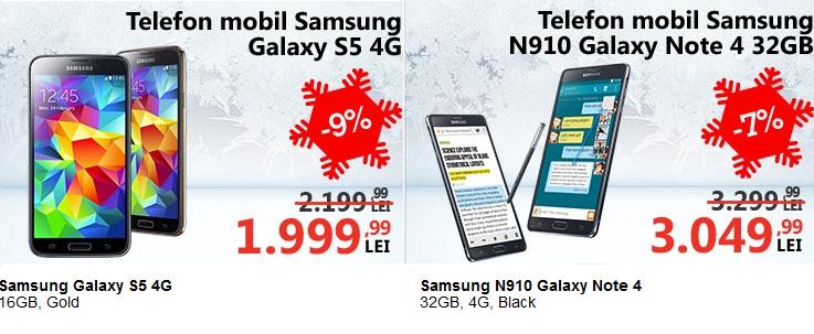 Samsung Crazy Days eMAG