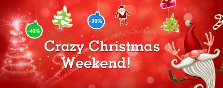 Crazy Christmas Weekend eMAG