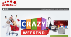 Crazy weekend evoMAG