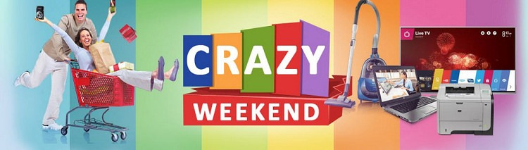Crazy weekend la evoMAG