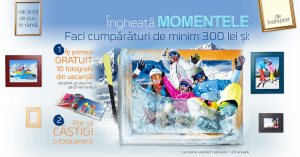 Campania F64 Ingheata Momentele