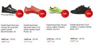 Peste 500 de articole sport Nike la eMAG se afla la reducere