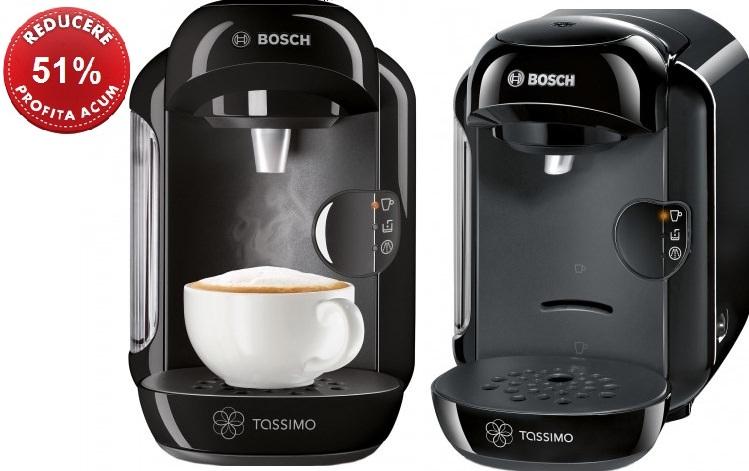 Gama de espressoare Bosch Tassimo Vivy model TAS1202