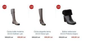 Winter Sale 2015 la ECCO-shoes va asteapta cu preturi taiate