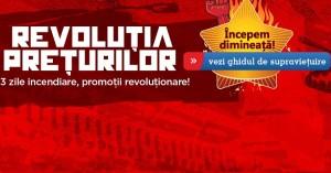 S-a dat startul campaniei promotionale Revolutia Preturilor la eMAG in 2015