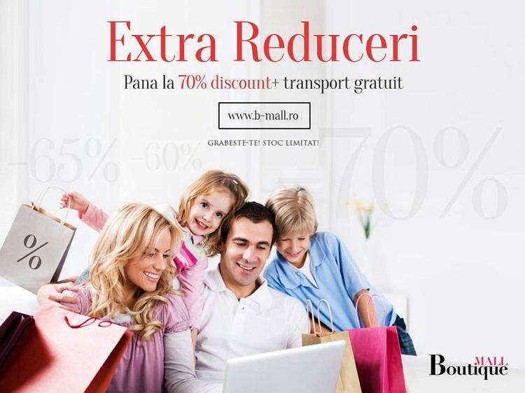 Extra Reduceri de la B-Mall