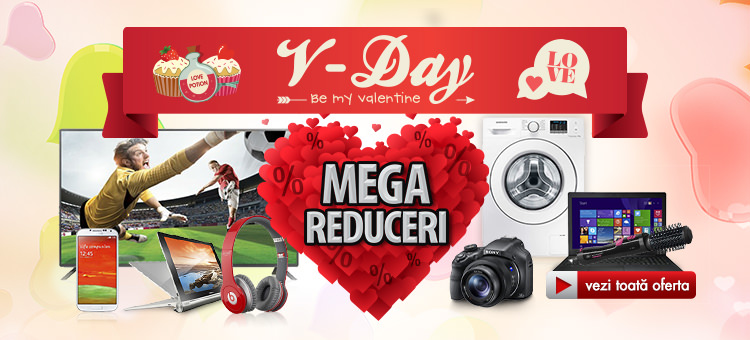 Flanco V Day Ziua Indragostitilor 2015