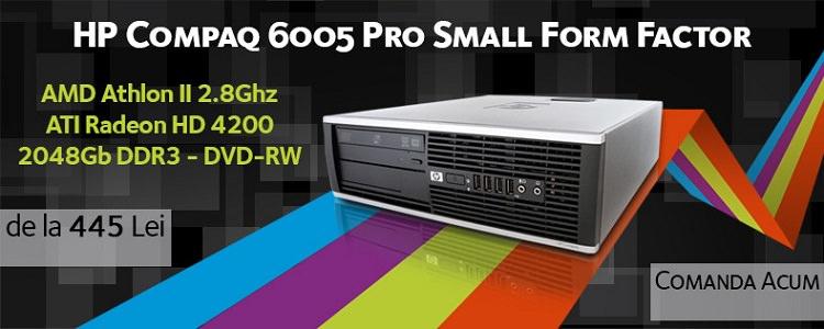 HP Ccompaq 6005 PRO InterLink