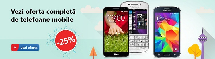 Telefoane Mobile Crazy Days eMAG