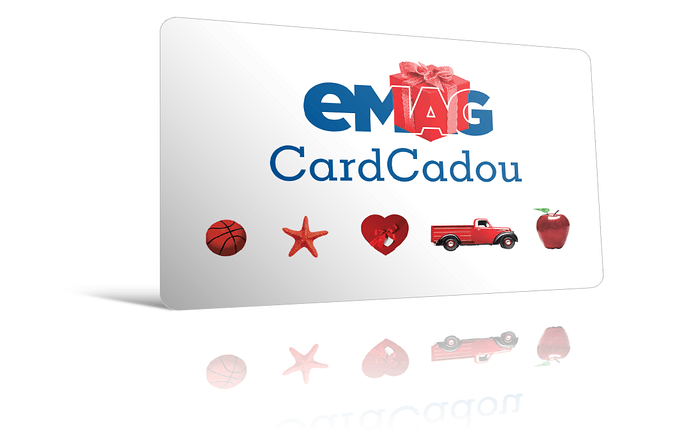 Card cadou eMAG