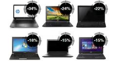 Promotie eMAG laptopuri