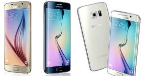 Oferte pentru Samsung Galaxy S6 si S6 Edge din partea magazinelor si a operatorilor