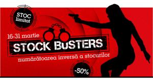 Stock Busters aduce lichidari de stoc la eMAG