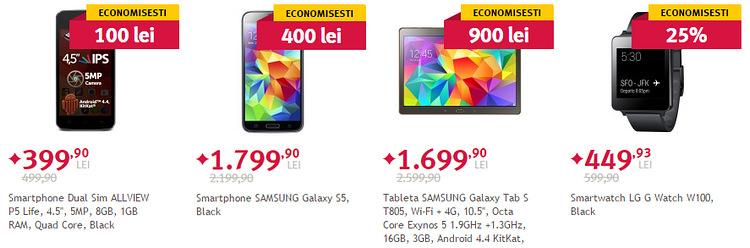Telefoane tablete gadgets Altex