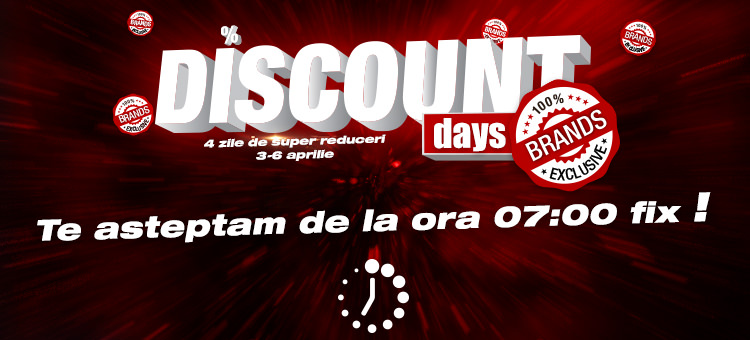 Flanco Discount Days