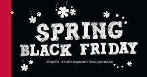 Spring Black Friday la Altex aduce 5 zile de reduceri