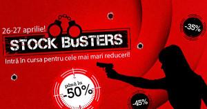 Spring Stock Busters la eMAG: 2 zile cu reduceri de pana la 50%