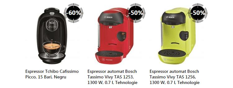 Spring Stock Busters espressoare cafea