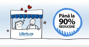 Sarbatoriti 6 ani de Libris.ro cu oferte si cadouri speciale