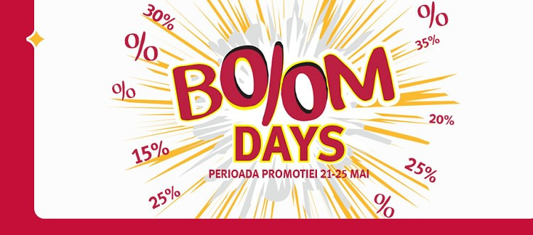Boom Days la Altex