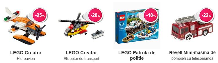 Clickshop seturi Lego 1 iunie