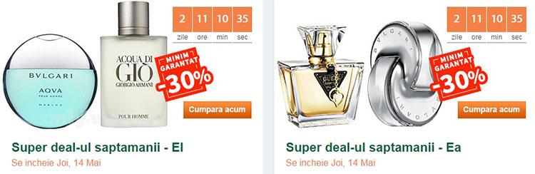 Discount garantat parfumuri Elefant