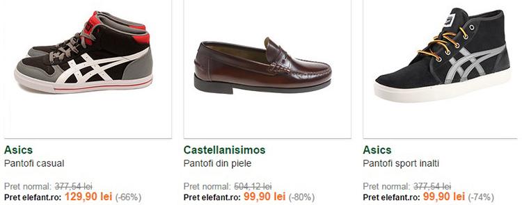 Discount pantofi barbatesti Elefant