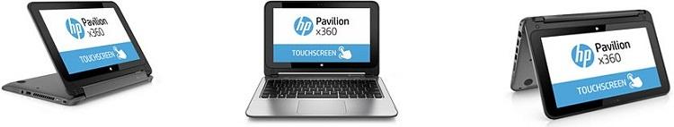 HP Ppavilion X360 11-n100nq