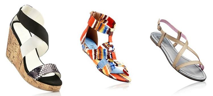 Oferte sandale dama Bonprix