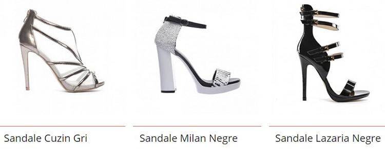 Oferte sandale dama toc dEpurtat