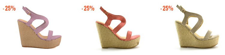 Oferte sandale dama VreauPantofi