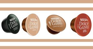 Dimineti mai frumoase cu noul pachet promo Nescafe Dolce Gusto