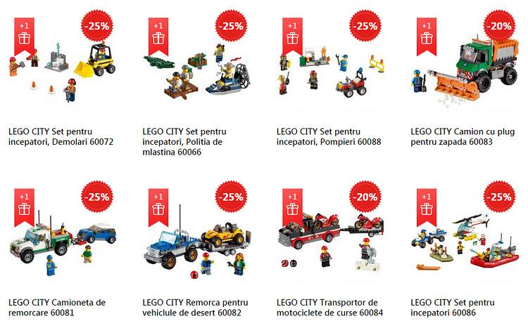 Seturi Lego eMAG