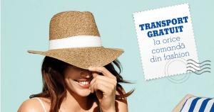 Transport gratuit la eMAG pentru categoria fashion intre 13-18 mai 2015
