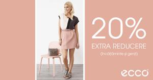 Extra reduceri la Ecco Shoes in luna iunie