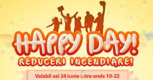 Happy Day la Libris – reduceri de pana la 50% la carti