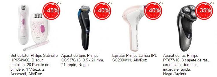 Produse ingrijire personala Philips