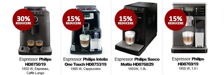 Reduceri espressoare evoMAG