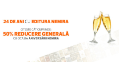 24 ani Editura Nemira