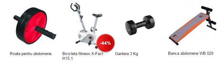 Accesorii aparate fitness eMAG