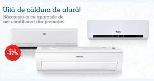 Care este oferta la aparate de aer conditionat in magazinele online