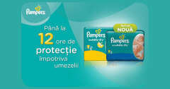 eMAG scutece Pampers Active Baby