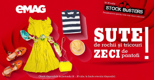 Fashion Summer Stock Busters eMAG