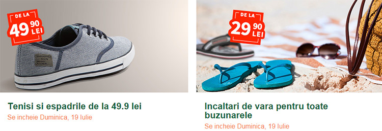 Oferte incaltaminte Elefant Fashion Week