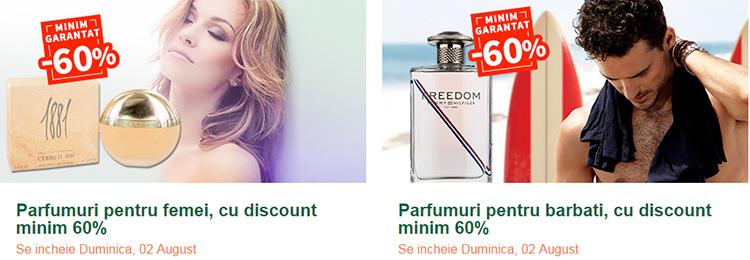 Promotii parfumuri Elefant