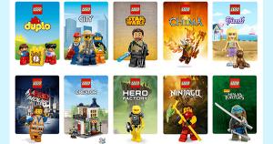 Serii jucarii Lego